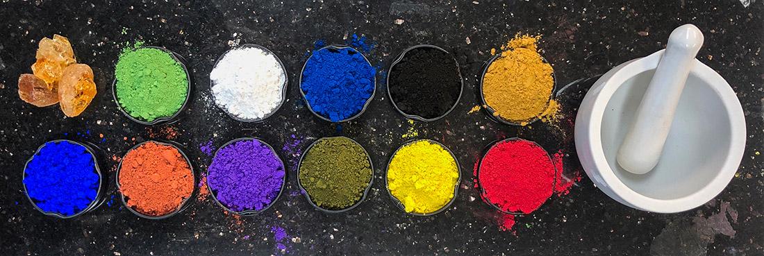 Het Pigmentlokaal